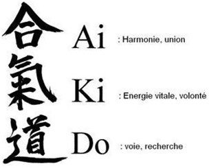 Kanji Aïkido